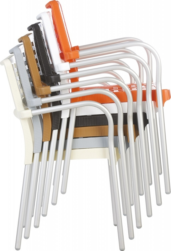 Gala Cafe Chair Stacking