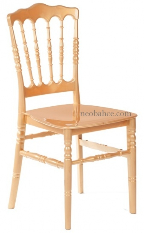 Napolyon Chair Golden