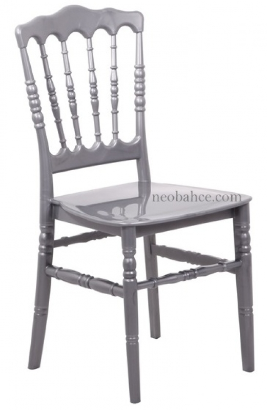 Napolyon Chair Silver