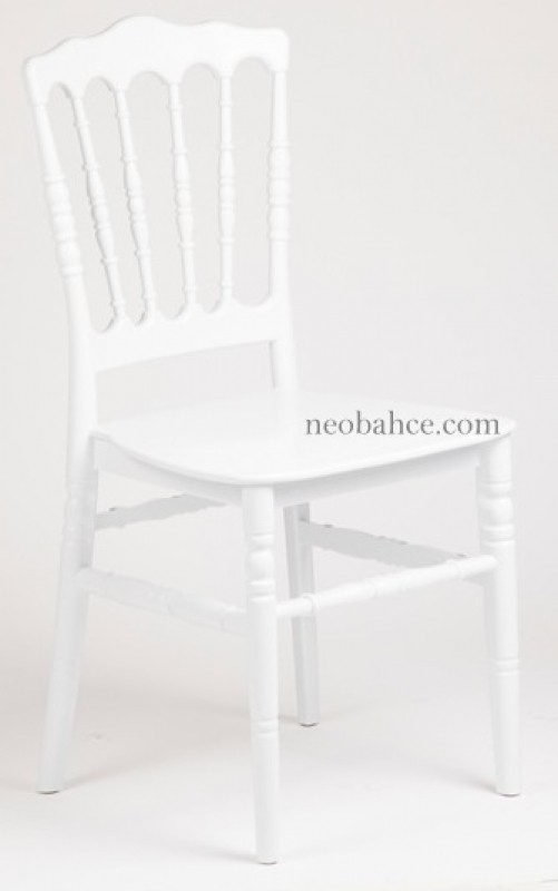 Napolyon Chair White