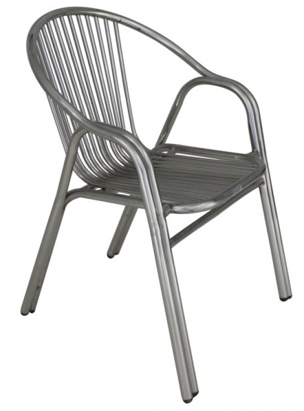 Alize Stainless Chair