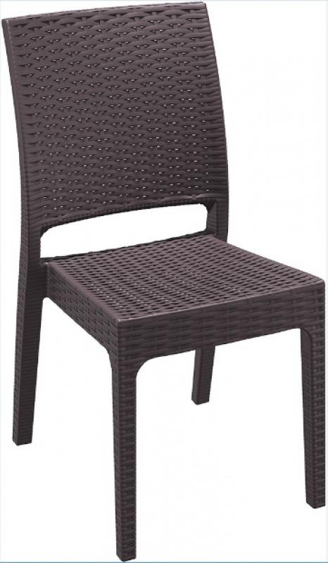 Florida Rattan-Looking Injection Chair