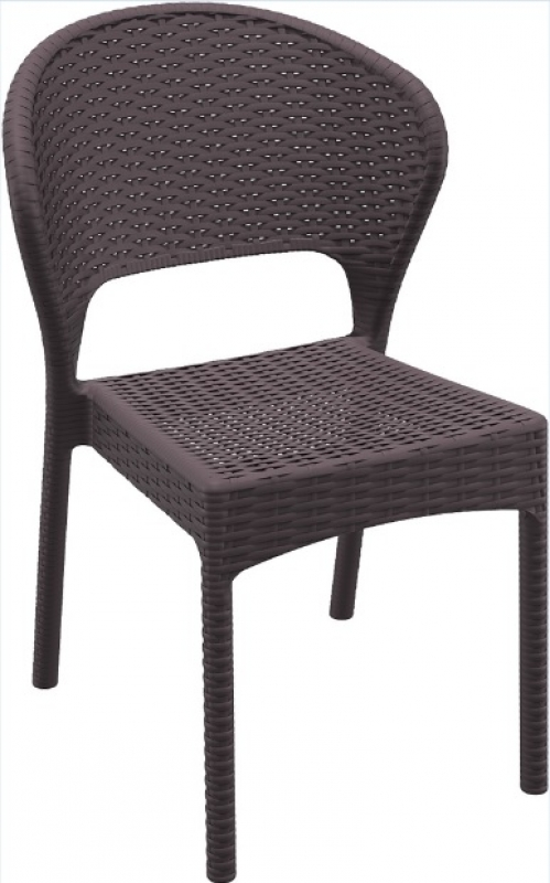 Daytona Rattan-Looking Injection Chair