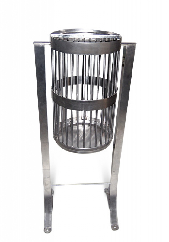 NEO-113 Stainless Trash Can