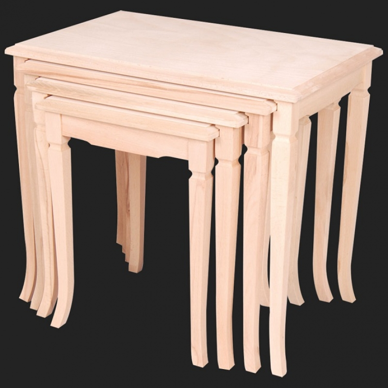 NEO-2141 Knotty Nesting Table