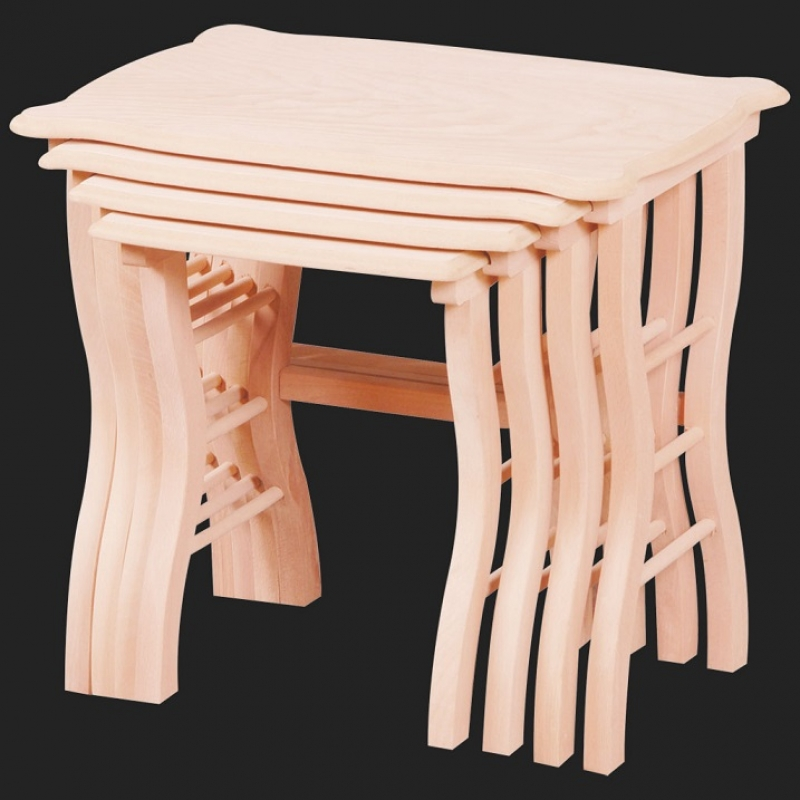 NEO-2150 Concave Nesting Table