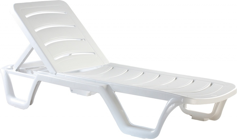 NEO-PS-003 Plastic Sunlounger