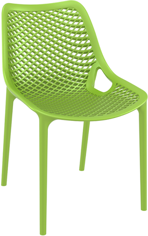Air Cafe Chair Tropical Green