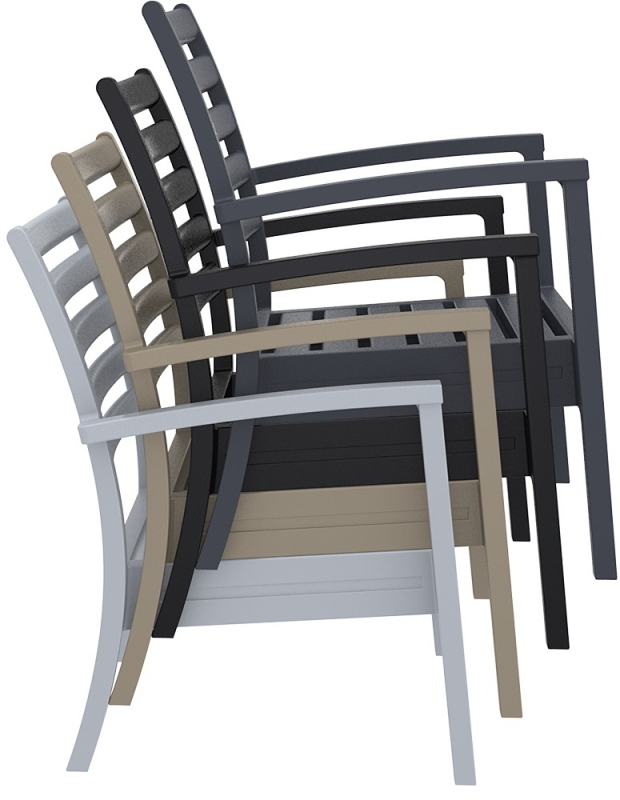Artemis XL Cafe Seat Stacking