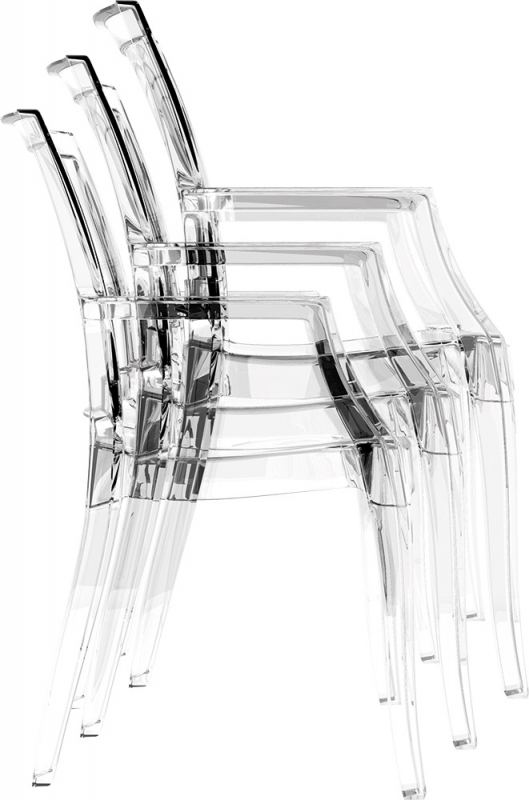 Arthur Cafe Chair Stacking
