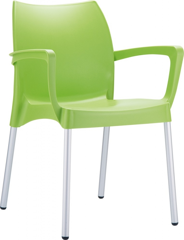 Dolce Cafe Chair Green